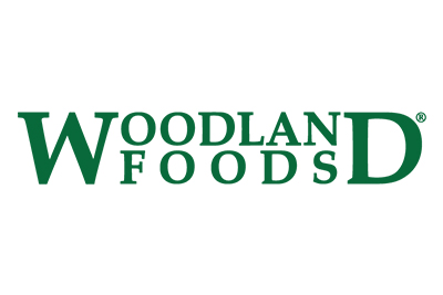 woodland foods logo