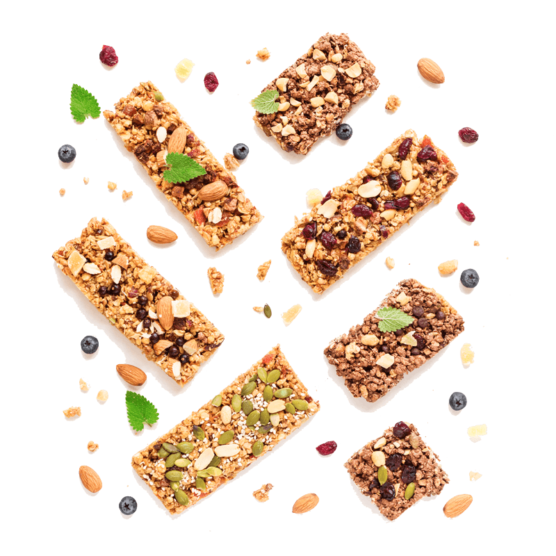 granola fruit bars