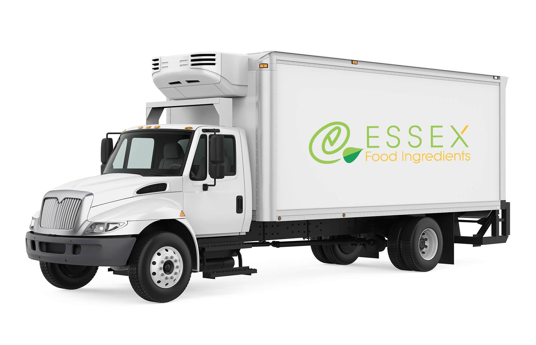 essex refrigerated truck